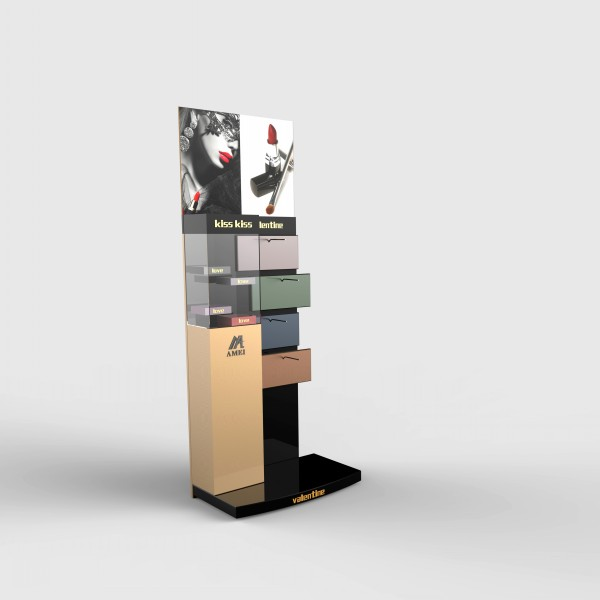 Cosmetics Displays-AM-C128